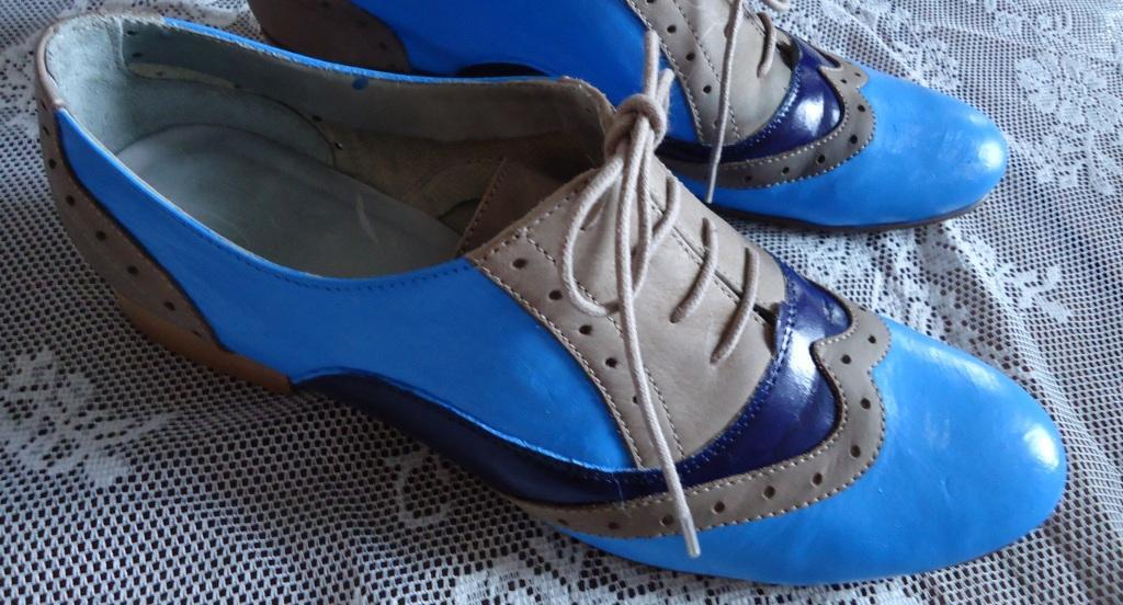 Färben Frollein Schuhe Vintage Lederfarben Diy NnOm0vy8w