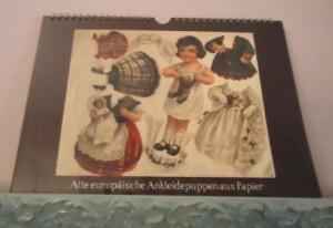 Papierpuppen