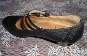 Schuhe einfärben