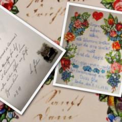 Poesiealbum – Nostalgische Sprüche & Erinnerungen