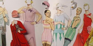 20er Haute Couture Paper Dolls