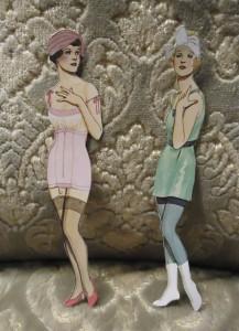 Paper Dolls Tom Tierney