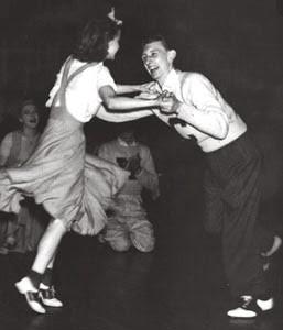 Lindy Hop Tanzschuhe